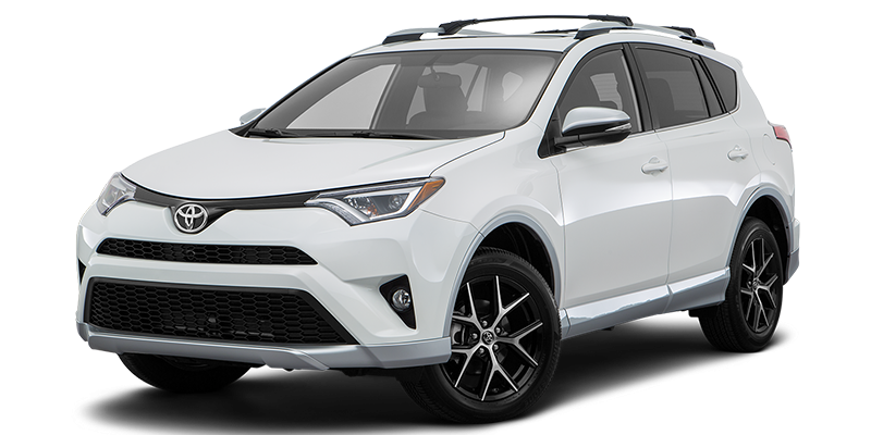 car rental toyota rav4