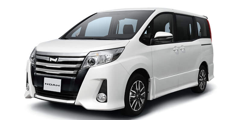 car rental toyota noah