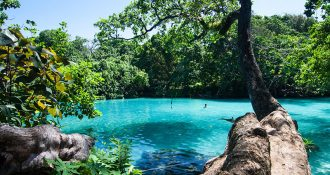 Exotic Blue Hole Tour