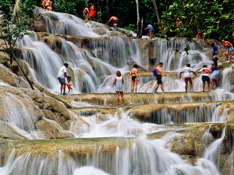Jamaica Waterfall Tour