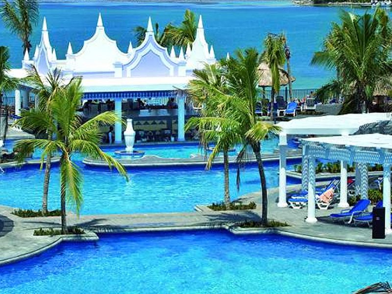 From Falmouth Pier All Inclusive Riu Montego Bay Resort Day Pass