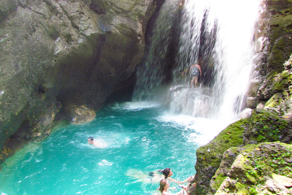 Blue Lagoon Jamaica Tour